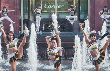 Cheerleading Team Singapore