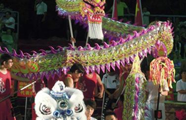 Chinese Performers Hong Kong