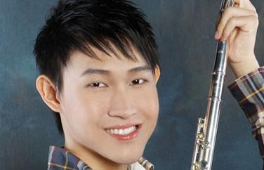 Classical Flutist Mark