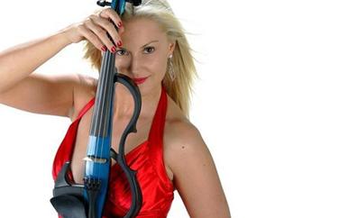 Electric Violinist Suzie