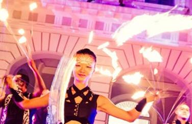 Fire Show Singapore