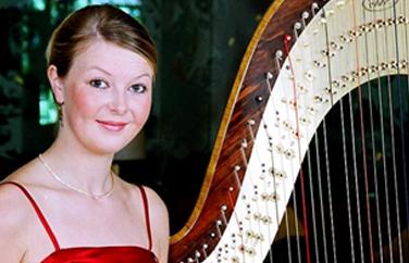 Harpist Eilidh