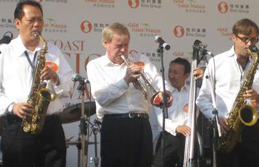 Jazz Band Hong Kong