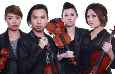 Pop Rock String Quartet