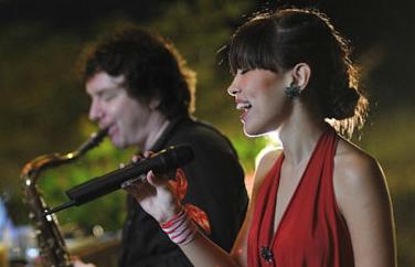 Sax &Vocals Club Duo