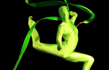 Acrobatic morph characters