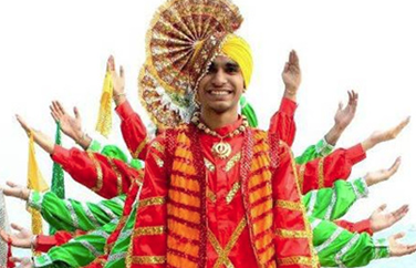 Bhangra Dance Group