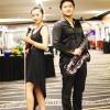 Saxophone & Violin Duet